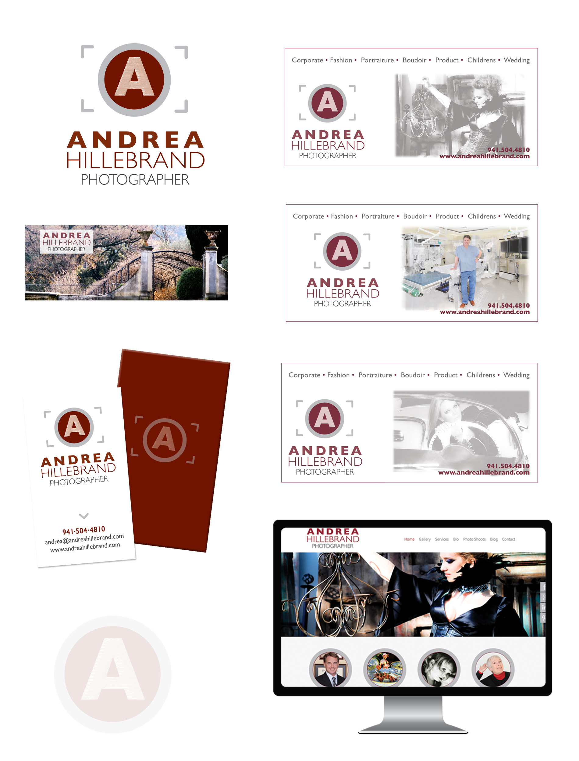 Branding Andrea Bottom